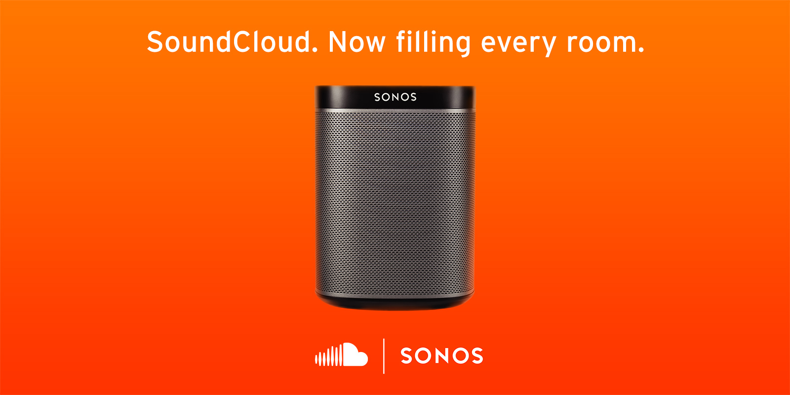 SoundCloud + Sonos